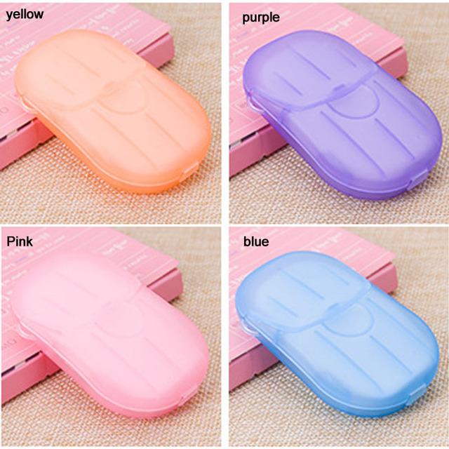 Portable Paper Soap