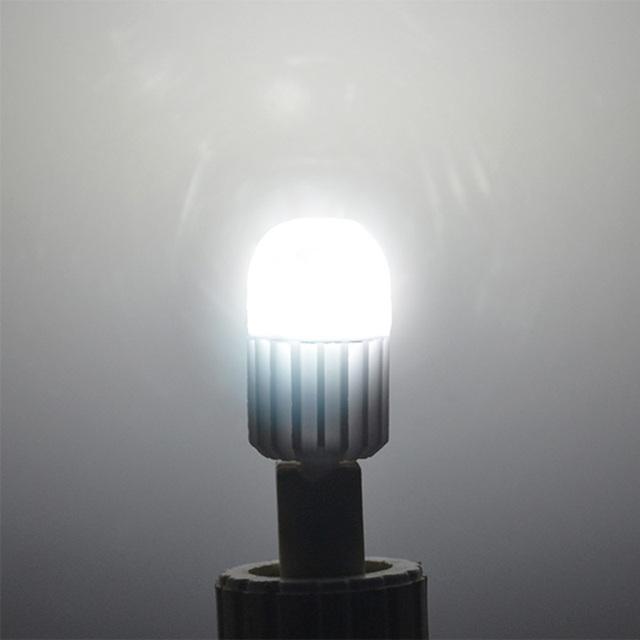 G9 LED Lamp 220V 5W 7W Mini LED G9 Bulb LED Light Ceramic High Power Crystal Chandelier Lampada Dimmable 360 Degree Lighting