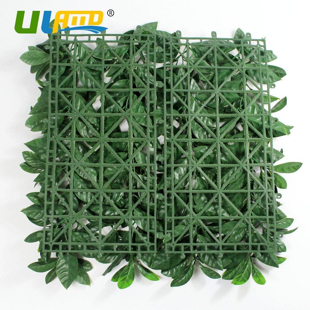 line Shop ULAND Künstliche Pflanzen Panels Hecken Gefälschte