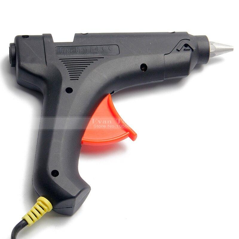 Pistolet do klejenia na gorąco 60W 100V-240V Pistolet do klejenia - Elektronarzędzia - Zdjęcie 4
