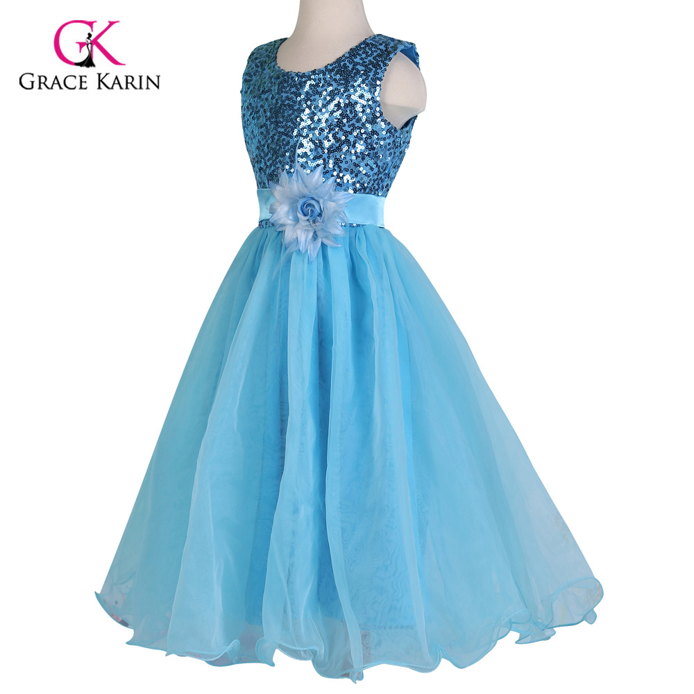 Beauty cute kids evening gowns Flower Girl Dresses for weddings ...