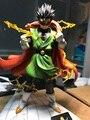 Dragon Ball Z Action Figures Son Gohan Super Saiyan Resin State 320mm Anime Dragon Ball Z Collectible Model Toy