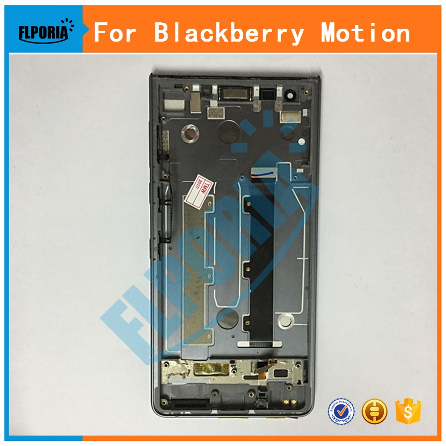 With Frame For BlackBerry Motion LCD Display Touch Screen Digitizer Assembly Replacement PartsWith Frame For BlackBerry Motion LCD Display Touch Screen Digitizer Assembly Replacement Parts