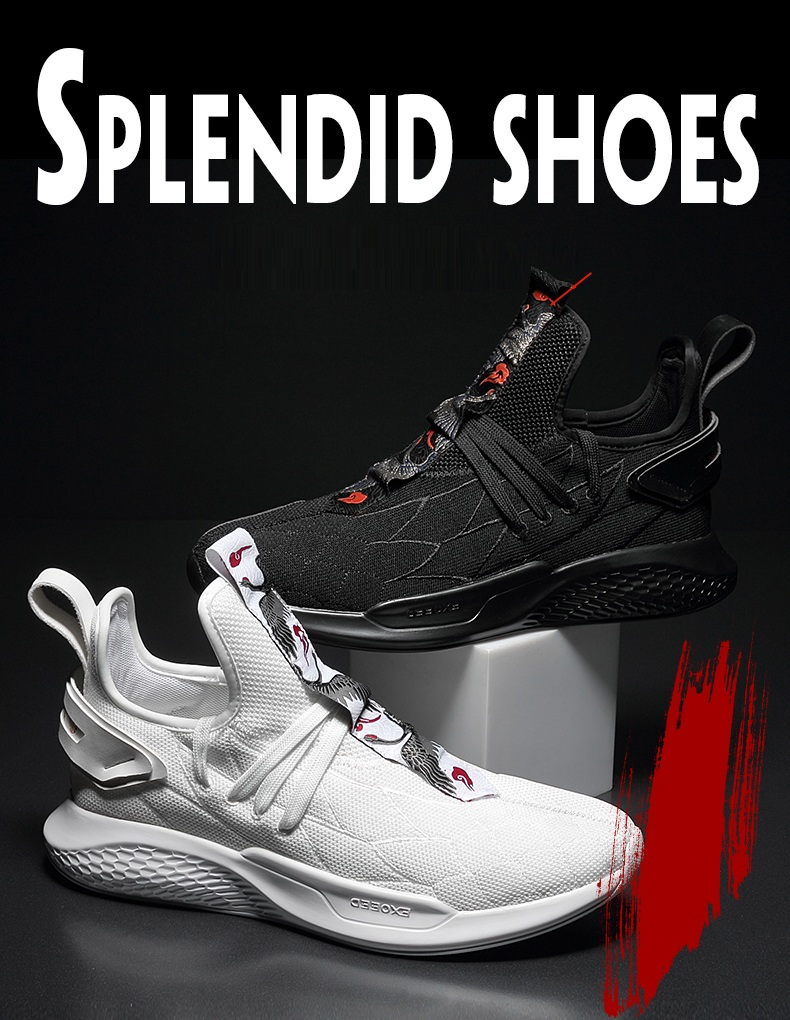 TERESA RIPOLL Men Sneakers 2019 New Fashion Street Dance Shoes Breathable Mesh Lace up Shoes Man's Outdoor Running Shoes-in Men's Casual Shoes from Shoes on Aliexpress.com | Alibaba Group 7
