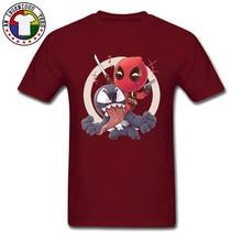 Marvel Deadpool PK Venom Justice League Heroes T Shirts Dead Pool Corps Avengers Amazing Tshirts Mens USA Movie T-Shirts