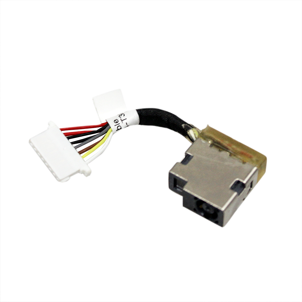 DC Power Jack Socket Cable Harness Connector for HP ProBook 450 G5 455 G5 470 G5