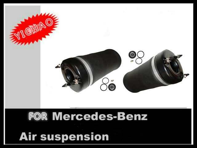 FREE SHIPPING  pair Air Suspension / Shock Absorber for Mercedes BENZ GL  Class X164 & ML Class W164 1643206113 , 1643206013