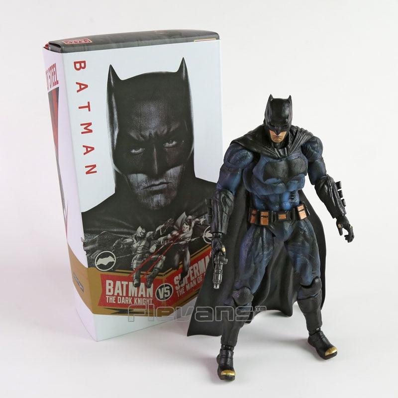 Crazy Toys Batman The Dark Night PVC Action Figure Collectible Model Toy 10 25cm
