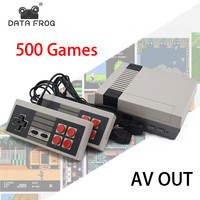 Mini TV Game Console HDMI 8 Bit Retro Video Game Console Built In 600 No Repeat