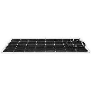 Image 5 - Dokio 12V 100W Monocrystallineแผงพลังงานแสงอาทิตย์ที่มีความยืดหยุ่นแบบพกพา 100Wแผงพลังงานแสงอาทิตย์สำหรับ 16Vรถยนต์/เรือ/Homeแผงพลังงานแสงอาทิตย์ 200Wจีน