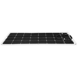 Image 5 - Dokio 12v 100 ワット単結晶柔軟なソーラーパネルポータブル 100 ワットパネル太陽 16 12v車/ボート/ホームパネル太陽 200 ワット中国