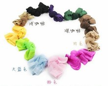 40 pairs/Lot 2017 New Candy Color Crystal Ultrathin Transparent Elastic Short Women Socks Free Shipping