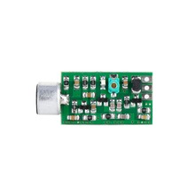 0.7-9V 88MHZ-108MHZ Mini Bug Wiretap Dictagraph Interceptor MIC V4.0 Core Board Mini FM Transmitter Module