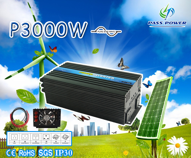 Factory Directly Sell, home use inverter pure sine wave, 3000w dc ac inverter 48v to 110vFactory Directly Sell, home use inverter pure sine wave, 3000w dc ac inverter 48v to 110v