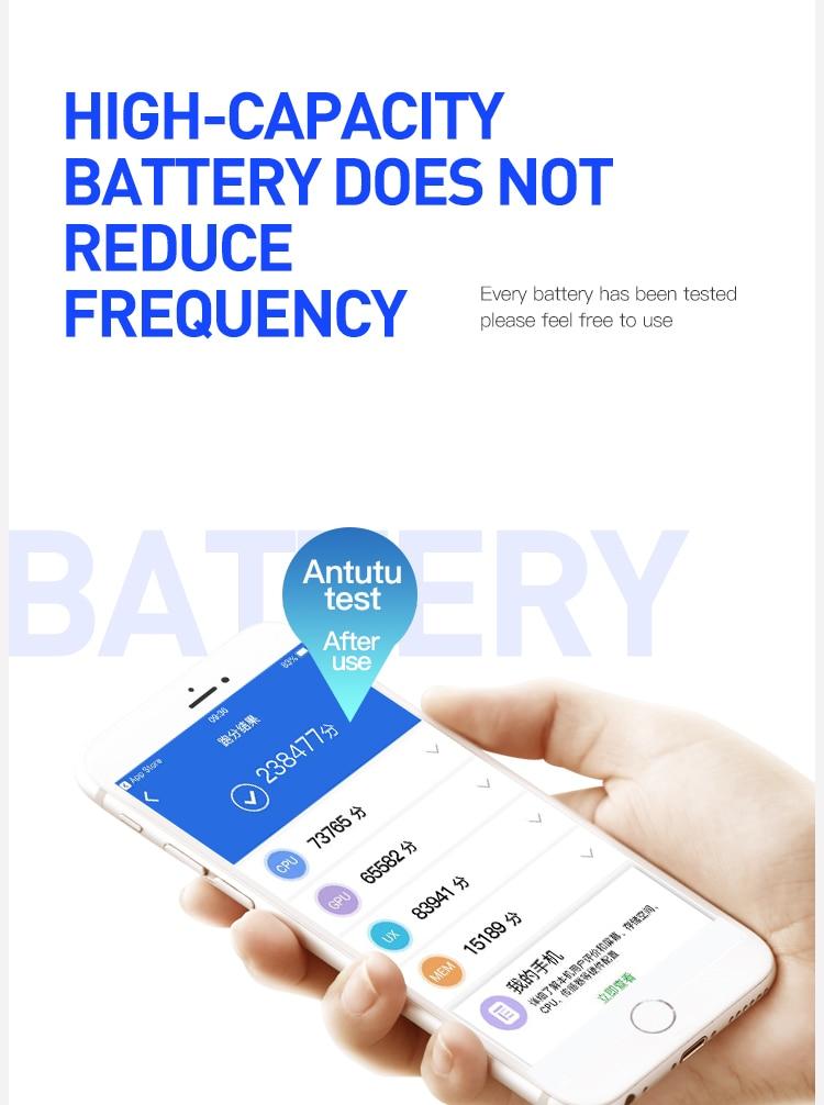 For iPhone 8 Plus Battery 3060mAh (4)