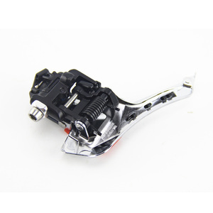 Image 4 - Shimano ULTEGRA FD R8000 F 2x11 Speed Bicycle Front Derailleur R8000 Front Derailleur 6800 Braze on  Clip 31.8mm 34.9mm