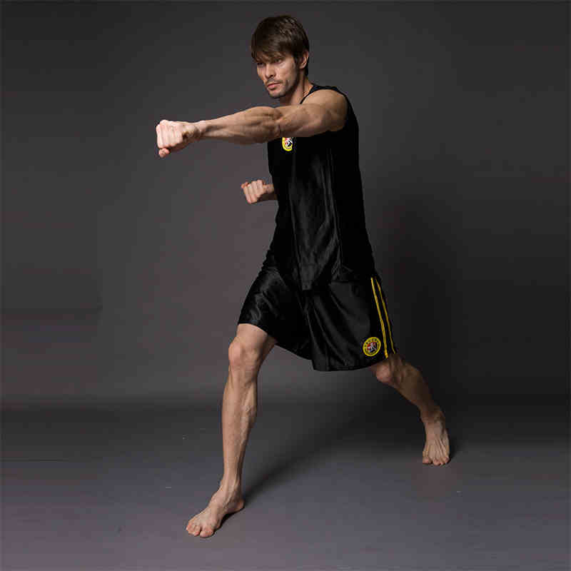 2016 Cheap Boxing Fighting Clothing Setadult Child Training MMA Shorts Satin Grappling Suite Muay Thai Trunks  Kickboxing Jersey