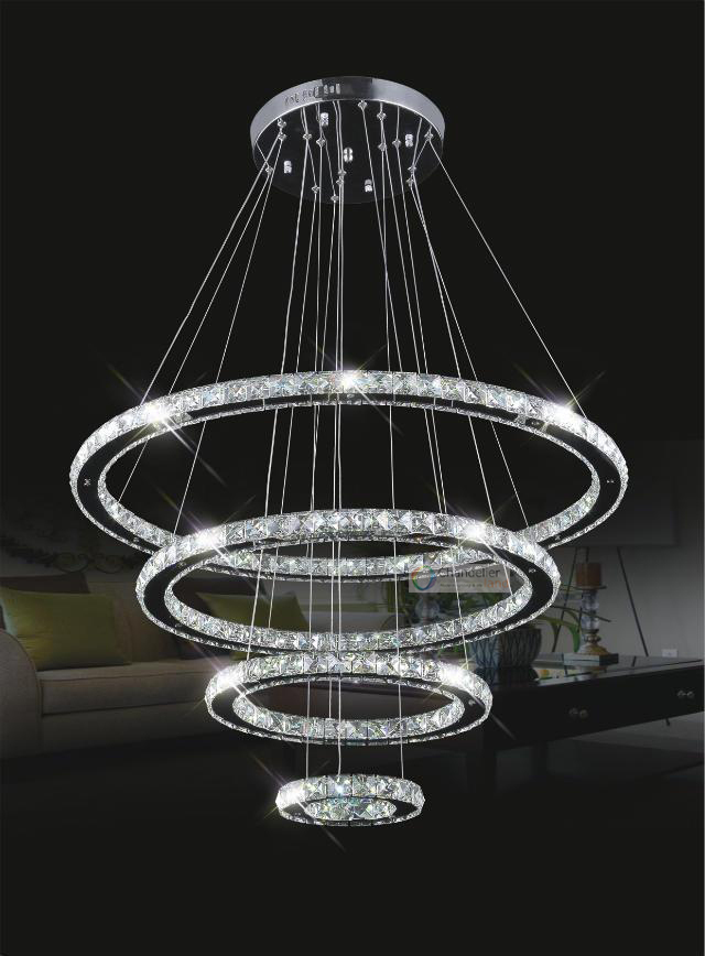 Various sizes fit 110 240v modern galaxy crystal chandelier various sizes fit 110 240v modern galaxy crystal chandelier staircase raindrop led lighting diamond ring pendant ceiling lamp in pendant lights from lights aloadofball Images