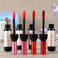 2016 Women 1PC Wine Bottle Stained Lips Liquid Lipstick Long Lasting Lipgloss Makeup Waterproof Easy to Wear Free Shipping I061