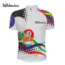 The ball Cycling Jersey Type Poole MTB Bicycle Clothing Racing Quick-Dry Bike Clothes American billiards Maillot Roupa Ropa 5448