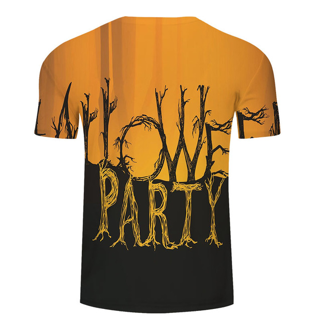 HALLOWEEN PARTY 3D T-SHIRT