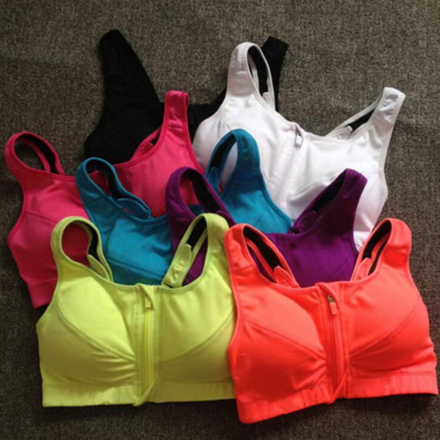 High Quality Wholesale 2016 New Spring Summer Women Seamless Bra Push Up Padded Fashion Bra Thin Tank Vest Top