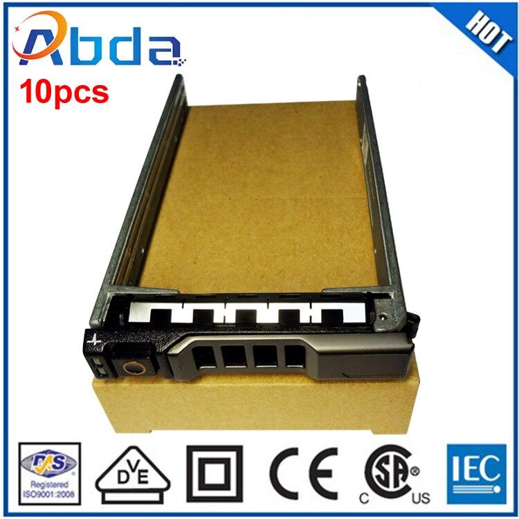Ausdrucksvoll Neue G176j Kg7nr Y961d G281d 2,5 Zoll Sff Sas Sata Festplatte Hdd Bracket Tray Caddy Für Dell Server