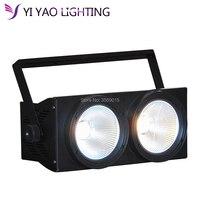 NEW 2eyes 2x100w LED Warm White 200W Audience Blinder DMX COB 100W LED PAR
