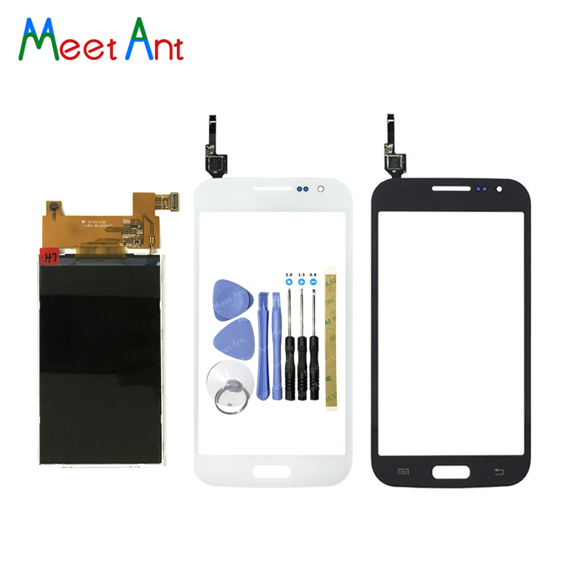 1X For T010-1303-X141//02 Touch Screen Glass Panel