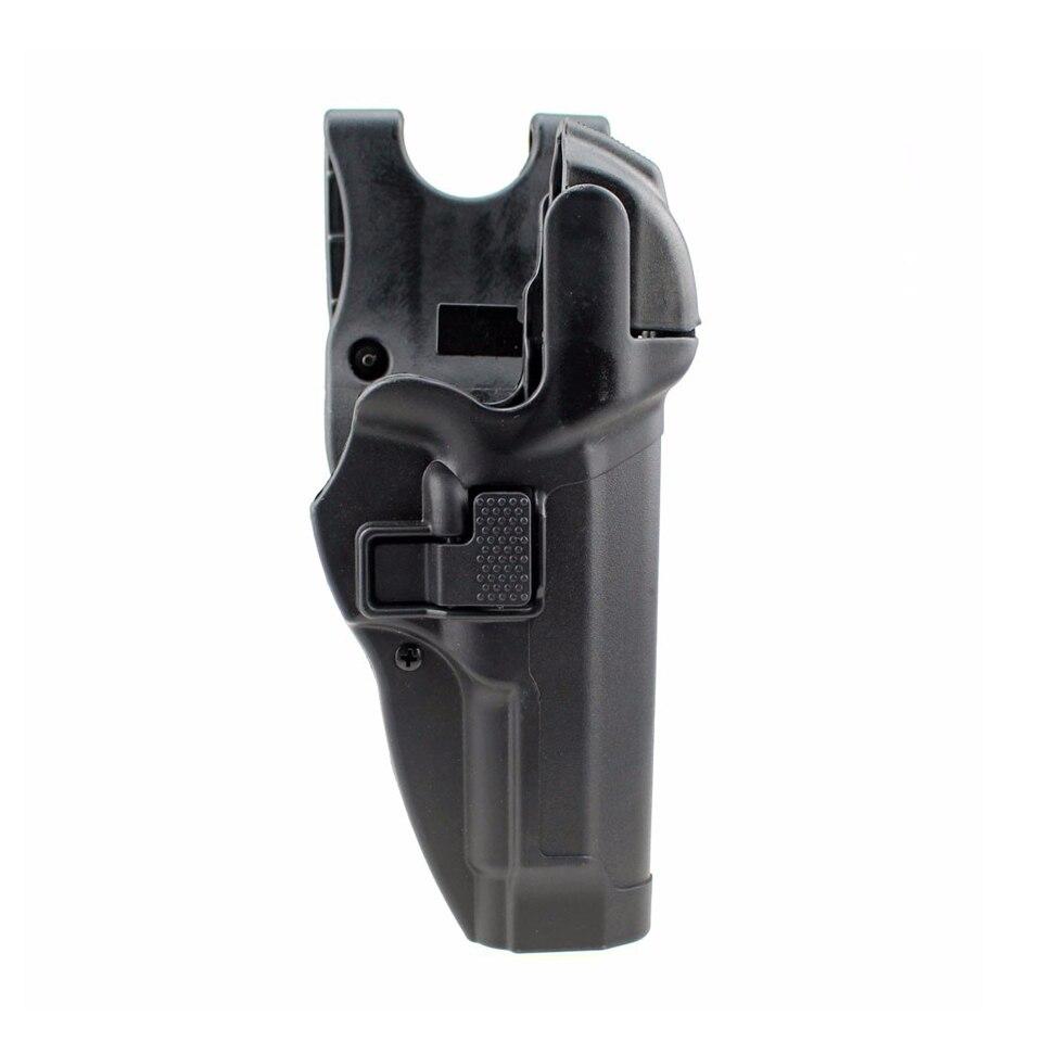 Cinto da Cintura Coldre para Beretta Tático Coldre Militar Ocultação Nível 3 Bloqueio Mão Direita Arma m9 Frete Grátis M92