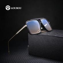 AOUBOU Brand Design Unisex Shield Sunglasses High Quality Me