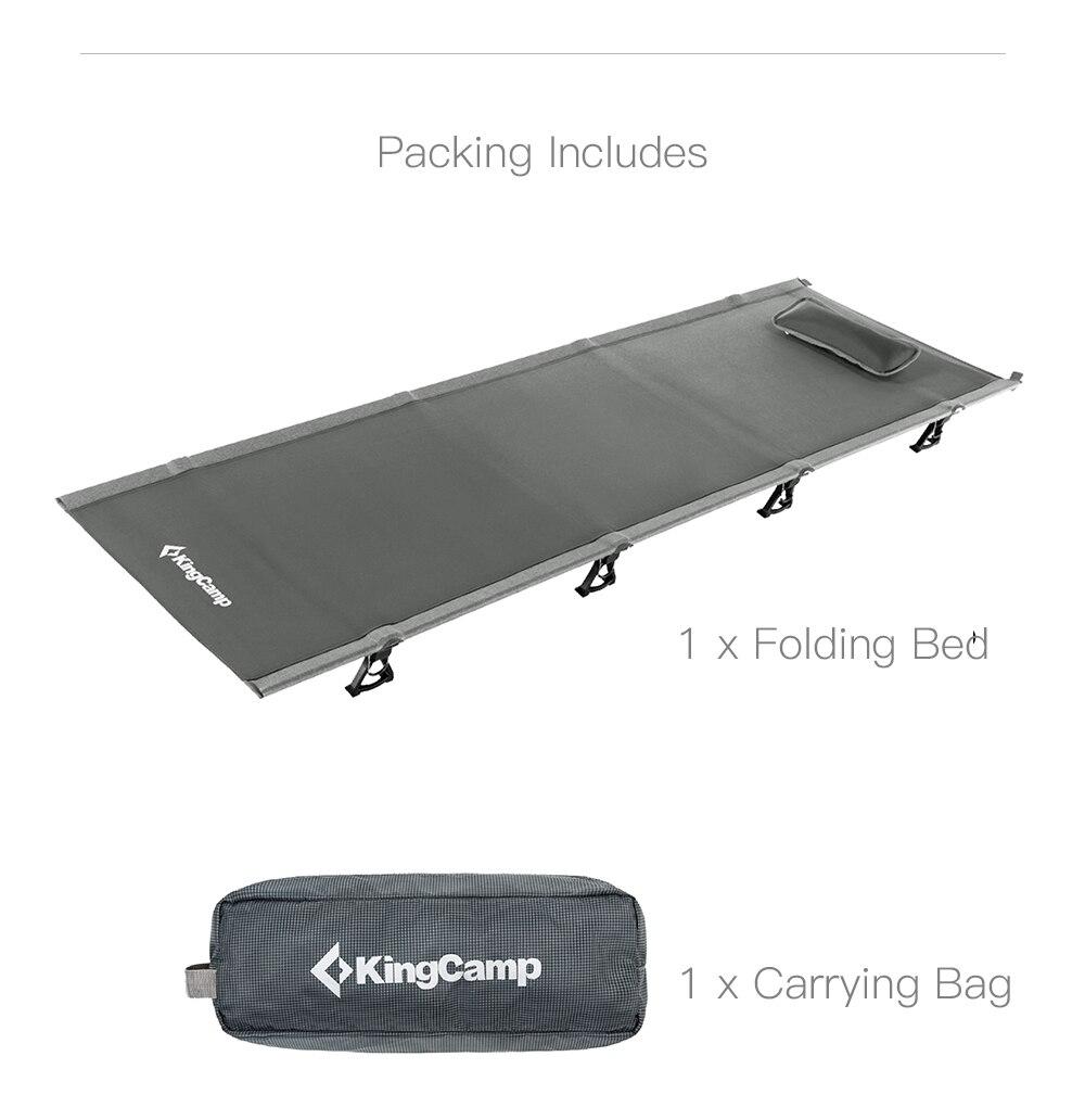 KingCamp-Ultralight-Single-Folding-Bed-Weight-Capacity-120KG-Camping-Cot-Aviation-Aluminum-Portable-Hiking-Travel-Comfortable -7