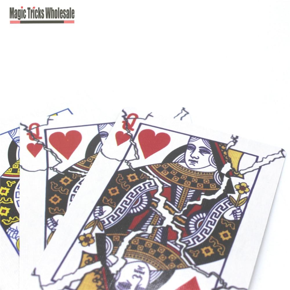 tour de magie carte reine
