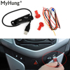 LED Trunk Switch Assembly Luggage Refit Button For 2009 2013 Chevrolet Cruze Left Hand Drive