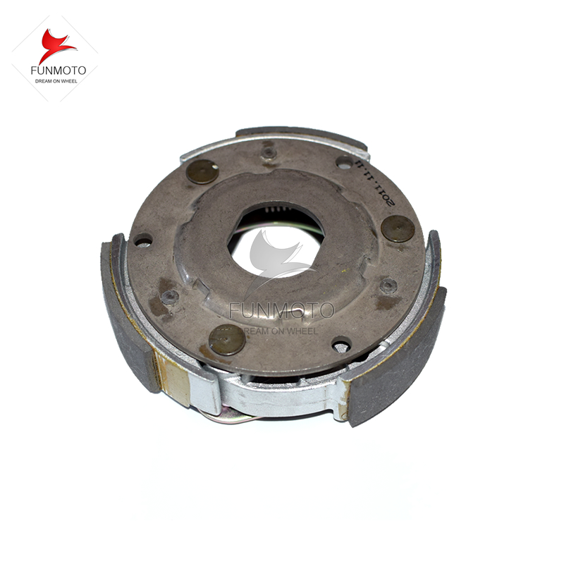 ФОТО clutch pad of CFMOTO CF250 JETMAX250 CF250T-6A clutch  parts parts no. is 01AD-052200 the parts in the red line of the drawing