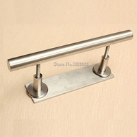 High Quality 8PCS Stainless Steel Barn Door Handle Pull & Wooden sliding door handle knob CP431