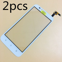2pcs Wholesale Touch Screen For Huawei Y625 Mobile Phone Touch Panel Glass Digitizer Sensor Repair Black