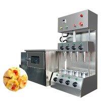 JamieLin Pizza Cone Maker Equipment/ Pizza Cone Making Machine/Pizza Cone Moulding Production Machine Line