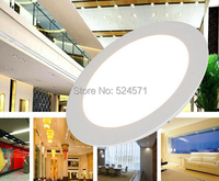 Free Shipping 18w Ultra Thin 225x12mm Led Panel Light 2835 Smd Ceiling Indoor Lamps For Home