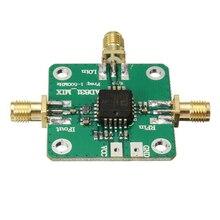 0.1 500mhz ad831 placa de alta frequência do módulo do amplificador da movimentação do misturador do rf hf/uhf
