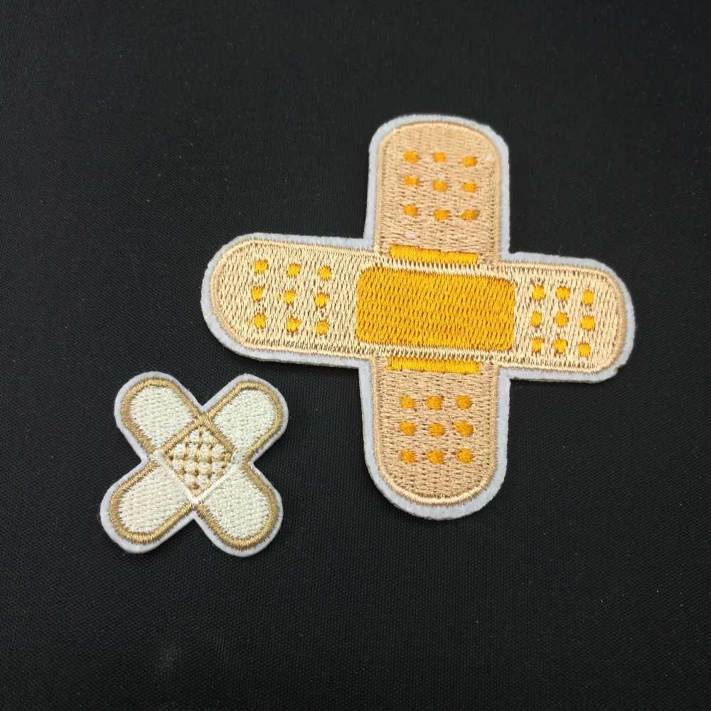 Повязка вышивка патч для одежды крепится на наклейки Байкерская вставка, вышитая аппликация для куртки джинсы обувь рюкзак значки