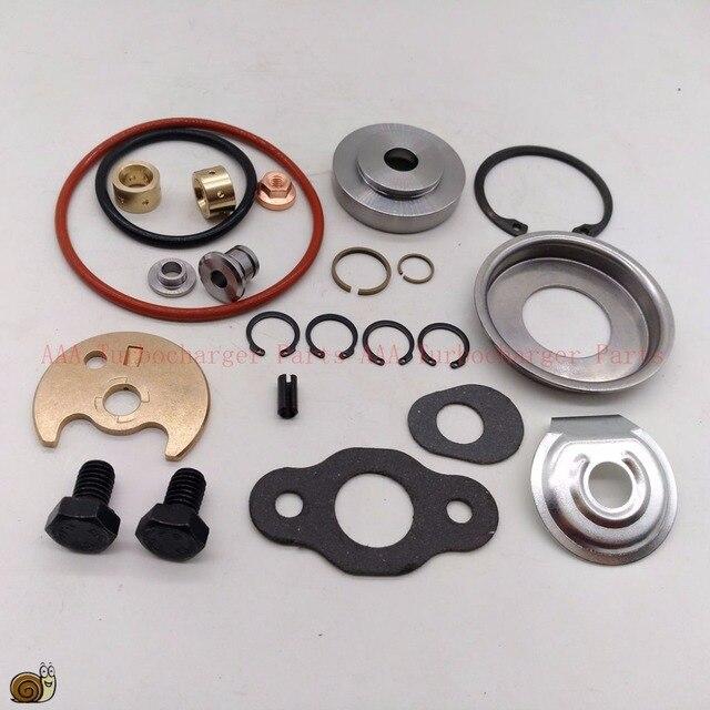 TD04 parti Turbo kit di Riparazione/Rebuild kit 49377,49177 01510/02511/02501/02500 flate torna Com  ruota di ricambio AAA Turbocompressore