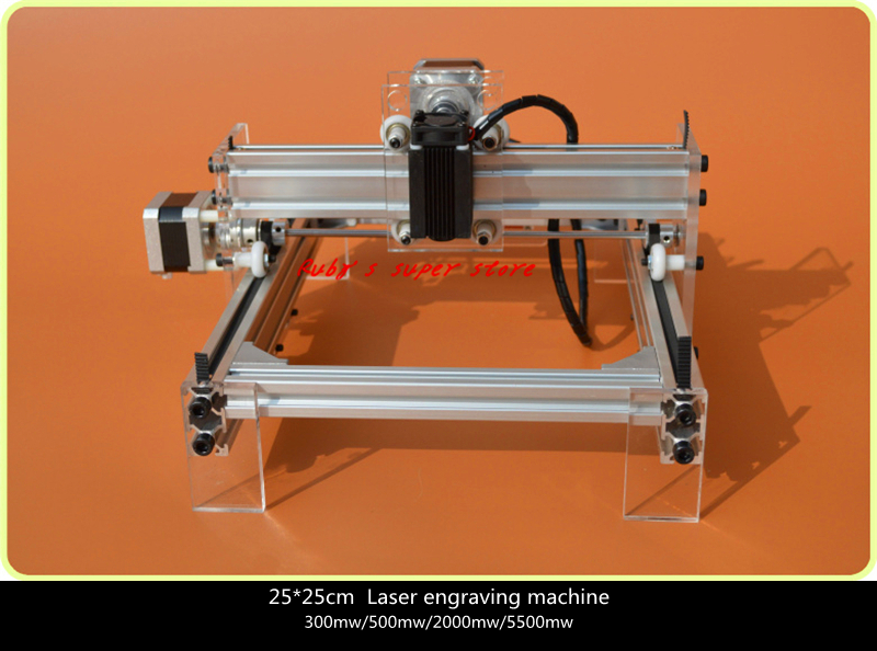 DIY 2000MW desktop laser engraving machine laser engraving machine engraving machine laser marking machine with adjustable power сенсорные купить до 2000 грн