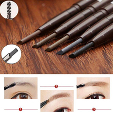 Лоб щеткой подводка косметическая глаза бровей pen горячий карандаш глаз цвета