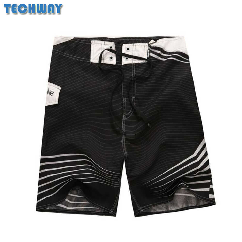 8af20184d1 Whosale 2019 New Hot Mens Shorts Surf Board Shorts Summer Sport Beach Homme  Bermuda Short Pants