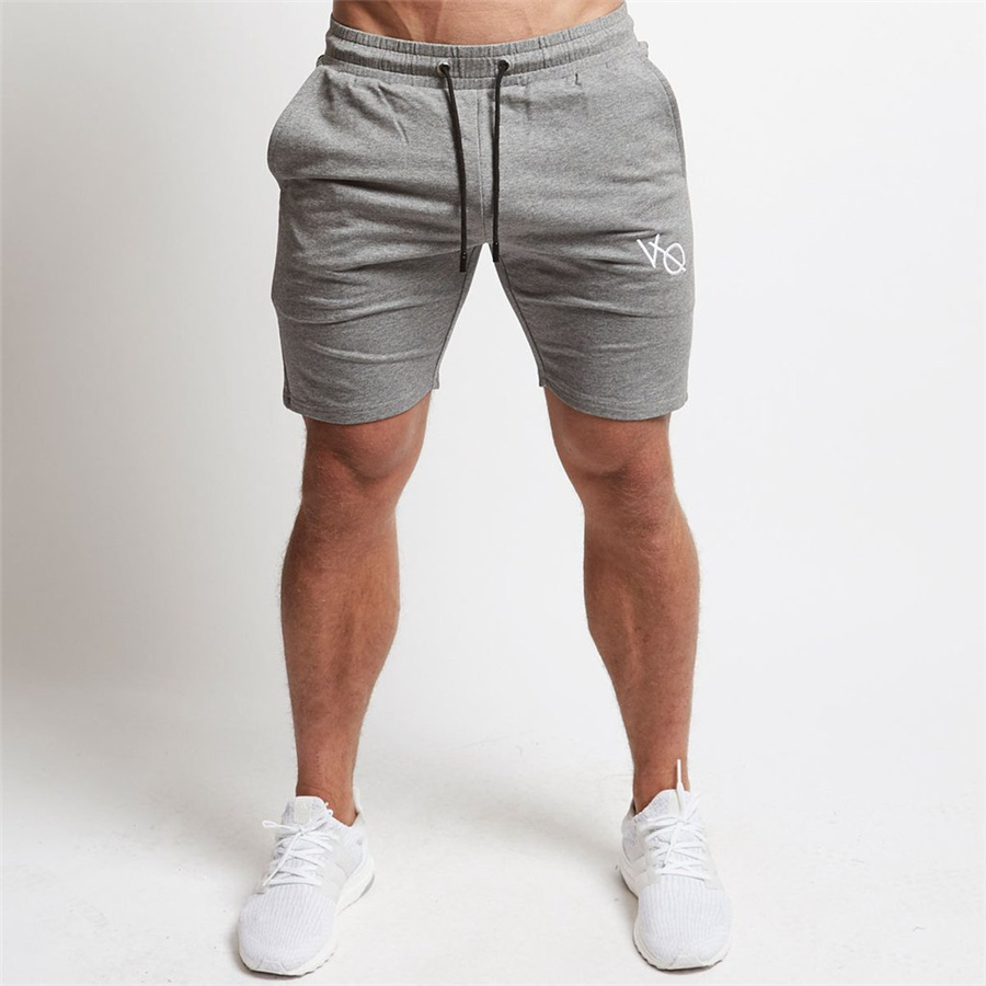 New Workout Running Shorts Men Soft Jogging Short Pants Cotton Breathable GYM Sport Shorts Men Bodybuilding Fitness Sweatpants athletic men s sport tight shorts fitness mens shorts gym men workout shorts skinny running yoga trunks men s biker shorts am12