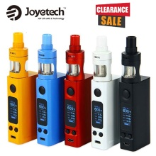 Joyetech eVic VTwo Mini Vape Kit w 4ml Cubis Pro Tank vs 75W VTWO MINI MOD