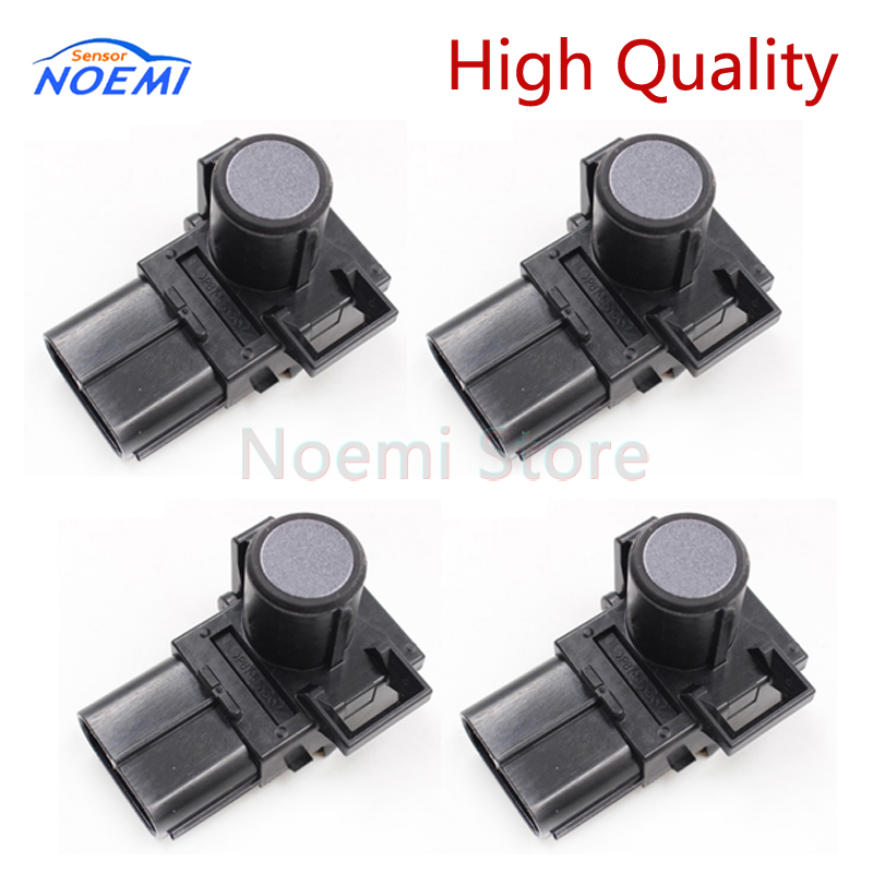 Black PDC Parking Sensor For Toyota Lexus RX270 RX350 RX450H GX400 For Toyota Camry Land Cruiser