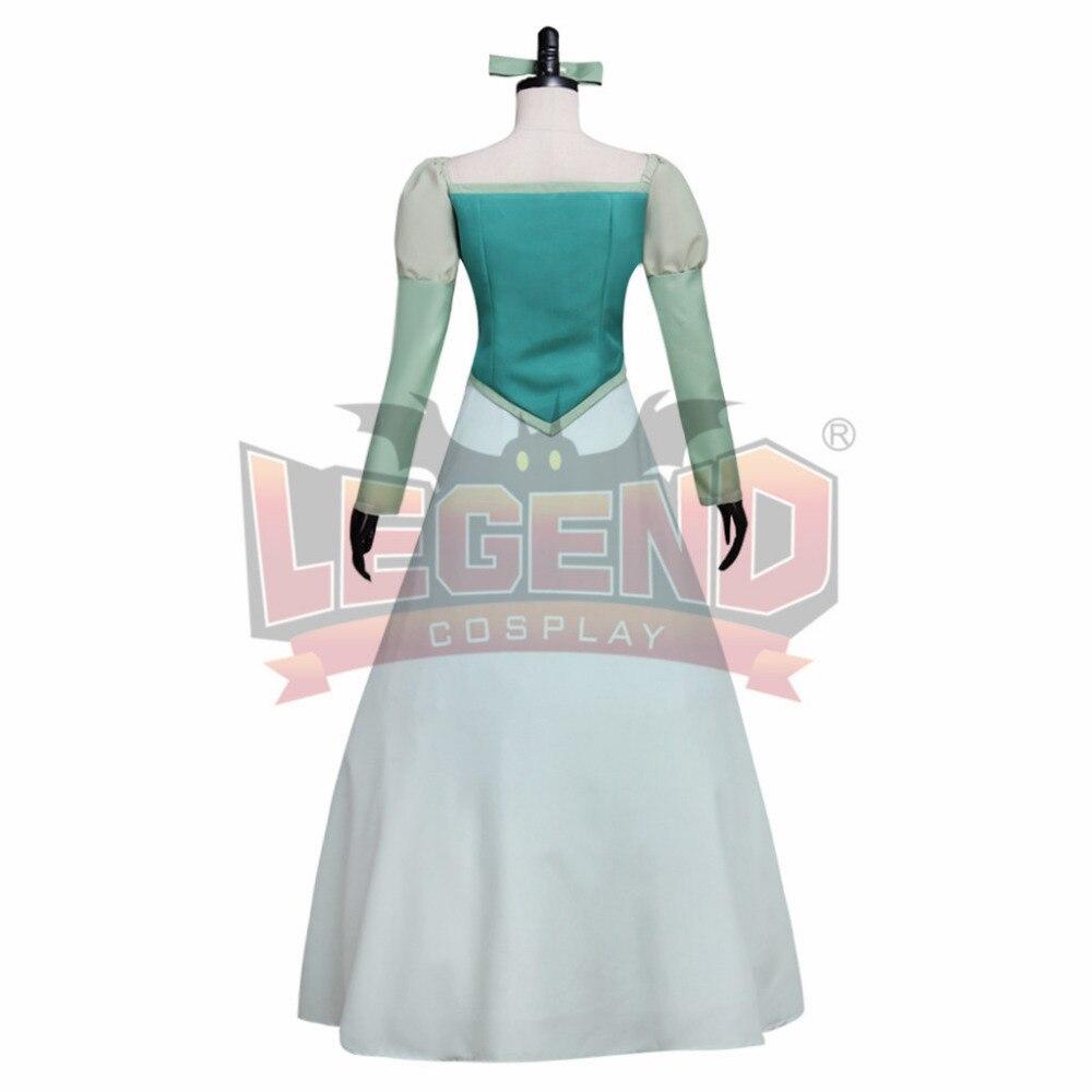 Beauty and Beast Princess Belle Fancy Dress Adult Women Halloween ...