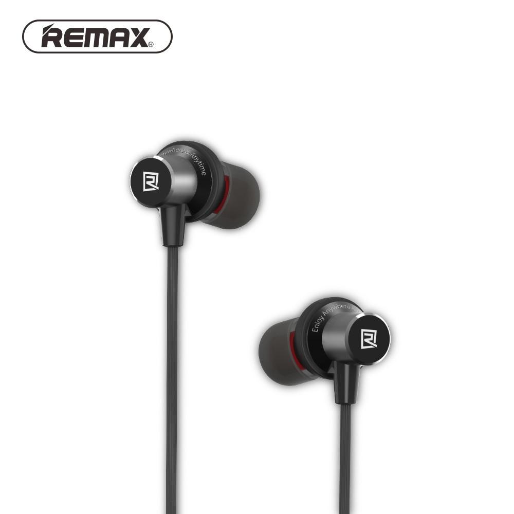 Remax RB-S7 Magnetic Sport Bluetooth Earphone in-ear Headset for Apple Samsung HUAWEI + Retail package чехлы для телефонов remax чехол силиконовый apple iphone 7 4 7 remax waves синий